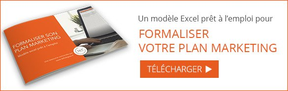 Télécharger un modèle excel de plan marketing